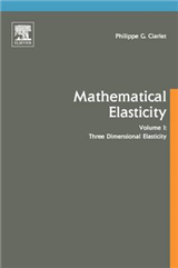 Three-Dimensional Elasticity: Volume 20