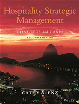 Hospitality Strategic Management Concepts and Cases 2E