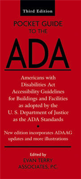 Pocket Guide to the ADA: Americans with Disabilities Act Accesibility Guidelines for Buildings and Facilities