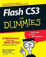 Flash CS3 For Dummies