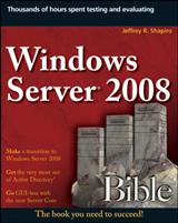 Windows Server 2008 Bible