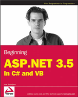 Beginning ASP.NET 3.5: in C# and VB