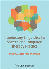 Introductory Linguistics for Speech and Language Therapy Pra