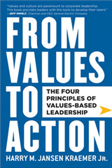 From Values to Action: The Four Principles of Values-Based L