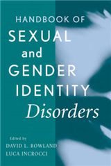 Handbook of Sexual and Gender Identity Disorders