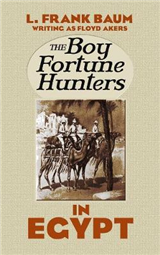 The Boy Fortune Hunters in Egypt