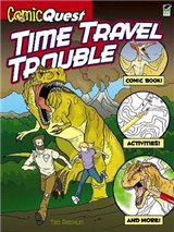 ComicQuest TIME TRAVEL TROUBLE