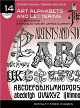 Art Alphabets and Lettering