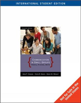 Communication in Small Groups, International Edition