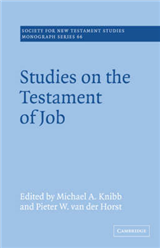 Studies on the Testament of Job