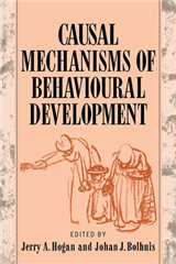 Causal Mechanisms of Behavioural Development