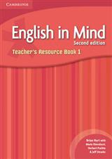 English in Mind Level 1 Teacher's Resource Book: Level 1