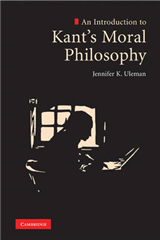 An Introduction to Kant\'s Moral Philosophy