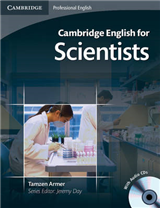 Cambridge English for Scientists Student's Book with Audio C
