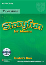 Storyfun for Movers Teacher's Book with Audio CDs 2