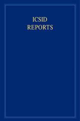 ICSID Reports: Volume 16
