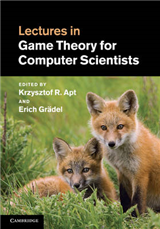 Lectures in Game Theory for Computer Scientists