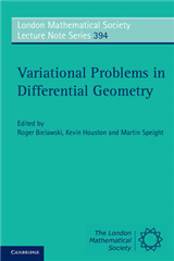 Variational Problems in Differential Geometry