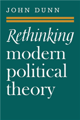 Rethinking Modern Political Theory