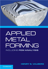 Applied Metal Forming: Including FEM Analysis