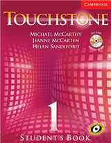 Touchstone Level 1 Student\'s Book with Audio CD/CD-ROM