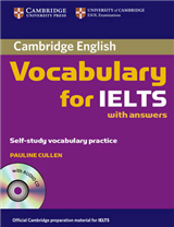 Cambridge Vocabulary for IELTS Book with Answers and Audio C
