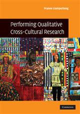 Performing Qualitative Cross-Cultural Research