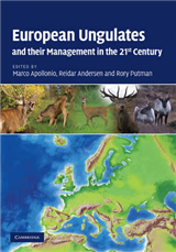 European Ungulates and their Management in the 21st Century
