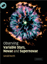 Observing Variable Stars, Novae and Supernovae