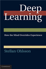 Deep Learning: How the Mind Overrides Experience