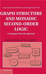 Graph Structure and Monadic Second-Order Logic: A Language-Theoretic Approach