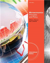 Microeconomics: Principles and Policy, International Edition