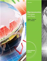 Macroeconomics: Principles and Policy, International Edition