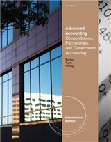 Advanced Accounting: Consolidations, Partnerships, and Government Accounting, International Edition