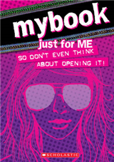 MyBook: Just for me (so don\'t even think about opening it!)