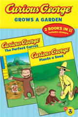 Curious George Grows a Garden