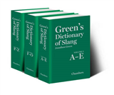 Green\'s Dictionary of Slang (multi-volume set)