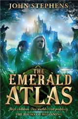 Emerald Atlas:The Books of Beginning 1