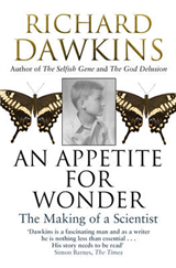 Appetite For Wonder: The Making of a Scientist