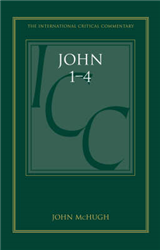 John 1-4: A Critical and Exegetical Commentary