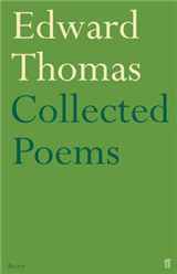 Collected Poems of Edward Thomas Cover