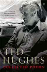 Collected Poems of Ted Hughes Cover