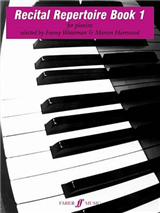 Recital Repertoire Book 1: for pianists
