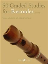 50 Graded Studies for Recorder