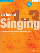 Best Of Singing Grades 1 - 3 High Voice