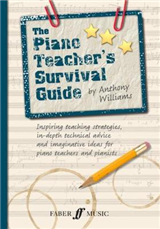 The Piano Teacher\'s Survival Guide
