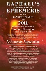 Raphael\'s Astronomical Ephemeris: 2011