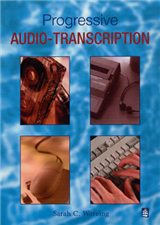 Progressive Audio Typing