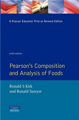 Pearson\'s Composition and Analysis of Foods