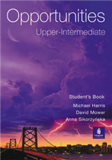 Opportunities Upper Intermediate Global Students\' Book